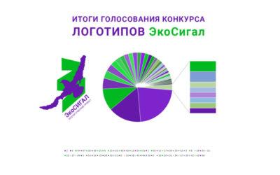 Выбран логотип Экологического проекта ЭкоСигал